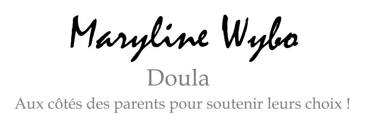 Maryline Wybo – Notre doula